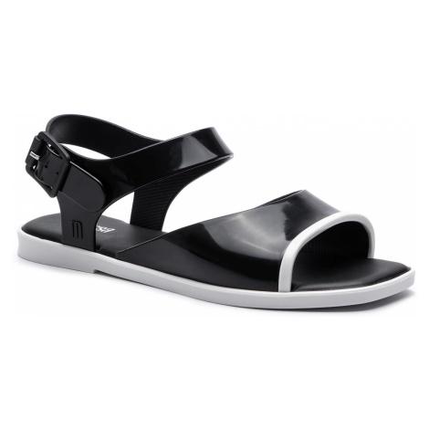 Sandały MELISSA - Crush Ad 32431 Black/White 51492