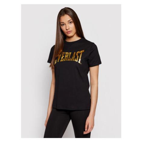 EVERLAST T-Shirt 855430-50 Czarny Slim Fit