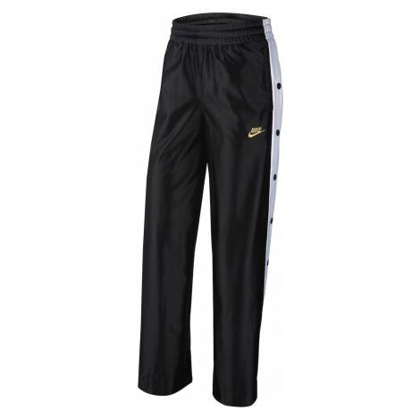 Spodnie dresowe damskie Nike Wide Leg Popper