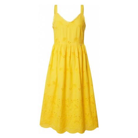 Rich & Royal Sukienka żółty
