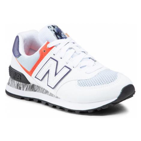 New Balance Sneakersy WL574CS2 Biały