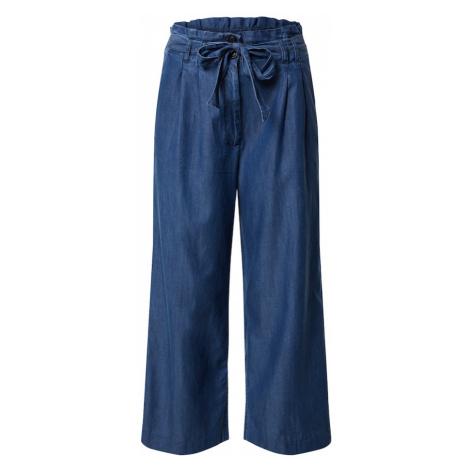 TOM TAILOR Spodnie niebieski denim