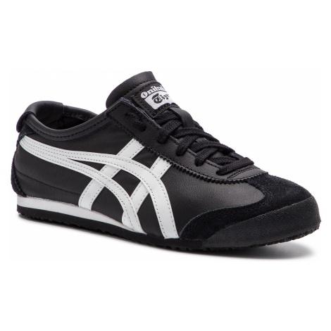 Sneakersy ASICS - ONITSUKA TIGER Mexico 66 DL408 Black/White 9001