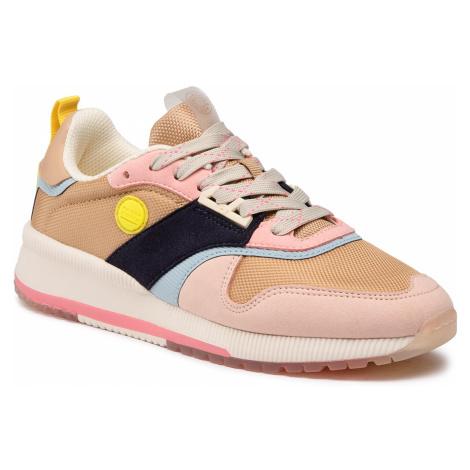 Sneakersy SCOTCH & SODA - Vivi 21733145 Tan Multi S441