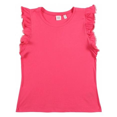 GAP Koszulka różowy