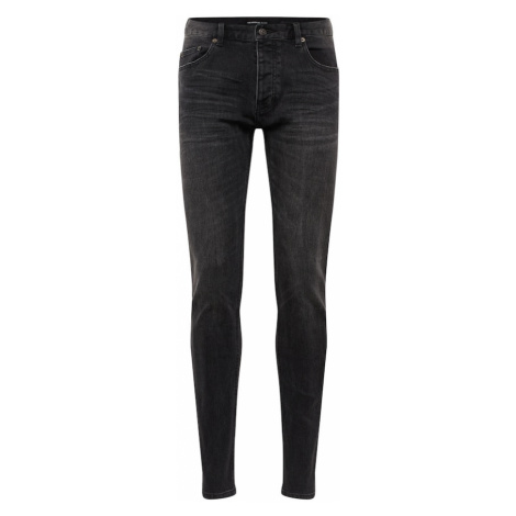 The Kooples Jeansy 'JEAN' czarny denim