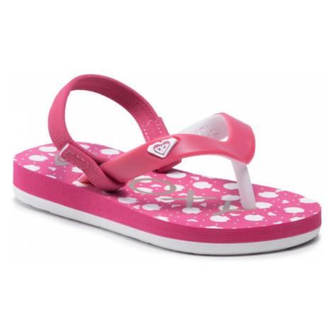 Roxy Sandały AROL100005 Różowy