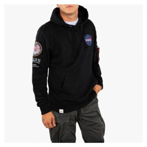 Bluza męska Alpha Industries Apollo 11 NASA Hoody 188310 03