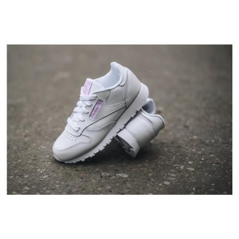 Buty dziecięce sneakersy Reebok Classic Leather Metallic CN1058