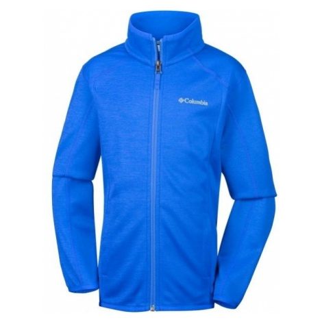 Columbia WILDERNESS WAY FLEECE JACKET - Bluza polarowa dziecięca