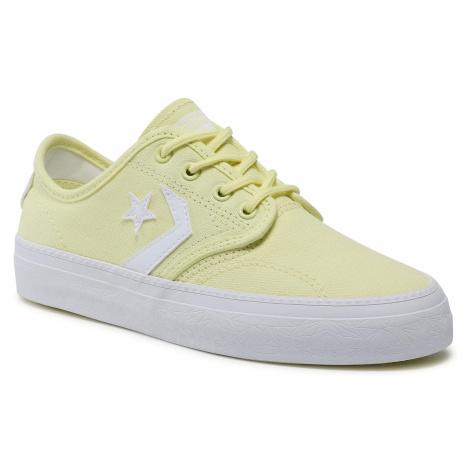 Tenisówki CONVERSE - Cons Zakim Ox 157329C Lemon Haze/White/White