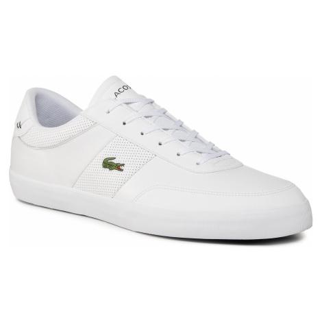 Sneakersy LACOSTE - Court-Master 0120 1 Cma 7-740CMA001421G Wht/Wht