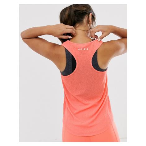 ASOS 4505 sheer vest with racer back