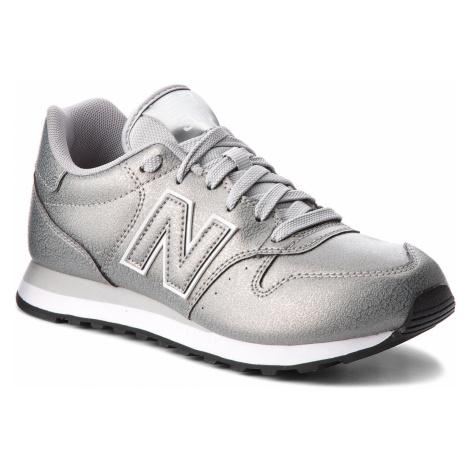 Sneakersy NEW BALANCE - GW500MTA Srebrny
