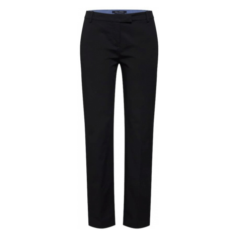 Marc O'Polo Spodnie 'Torne Tailored' czarny