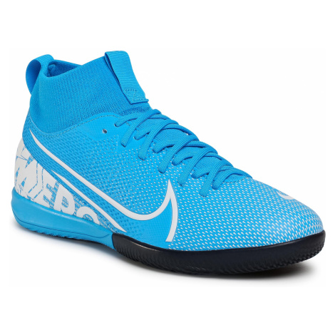 Buty NIKE - Superfly 7 Academy Ic AT8135 414 Blue Hero/White/Obsidian