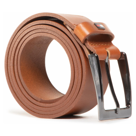 Pasek Męski TOMMY HILFIGER - Layton Leather 3.5 AM0AM06332 GB8