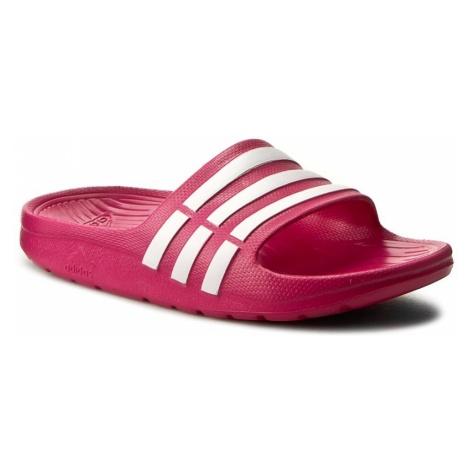 Klapki adidas - Duramo Slide K G06797 Pnkbuz/Runwht/Pnkbuz