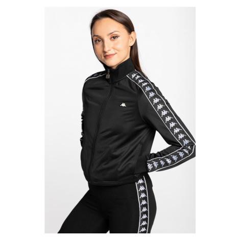 Bluza Kappa Hasina Women Training Jacket 308008-19-4006 Black