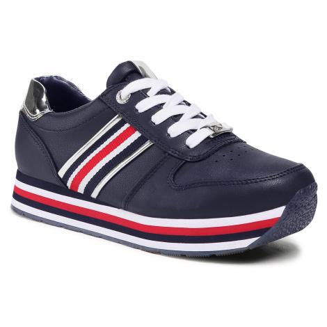Sneakersy TOM TAILOR - 119550190 Navy