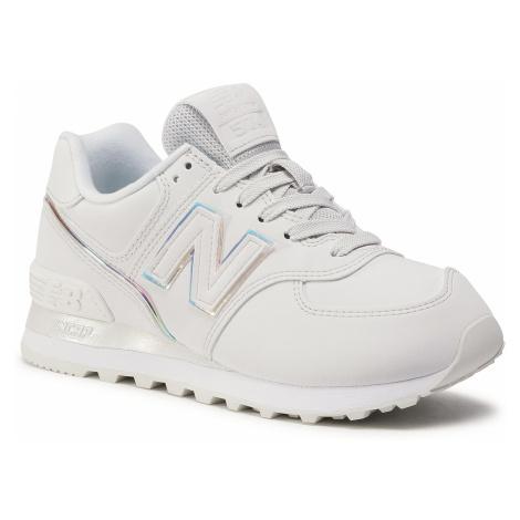 Sneakersy NEW BALANCE - WL574CLD Biały