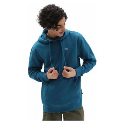Vans Mikina Mn Basic Pullover Fl Marokański Niebieski