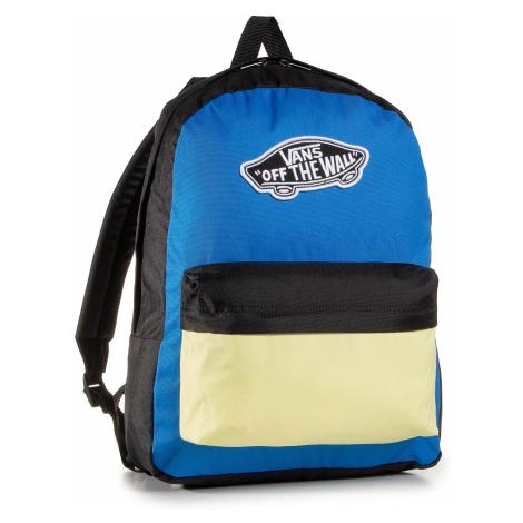 Plecak VANS - Realm Backpack VN0A3UI6JBS1 Victoria Blue
