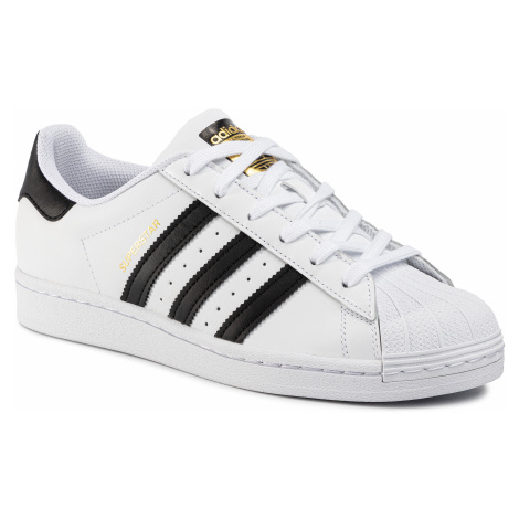 Buty adidas - Superstar EG4958 Ftwwht/Cblack/Ftwwht