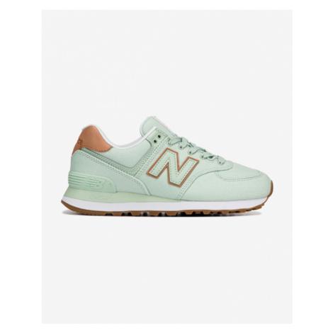 New Balance 574 Tenisówki Zielony