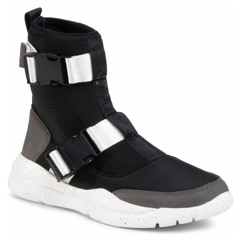 Sneakersy KENDALL + KYLIE - Nemo Anthracite/Blk