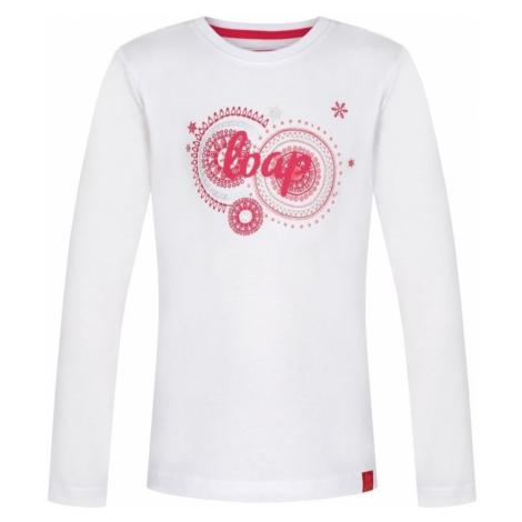 ARISKA koszulka dziecięca #39;s biała LOAP