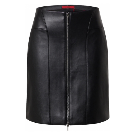HUGO Spódnica 'Lavias' czarny Hugo Boss