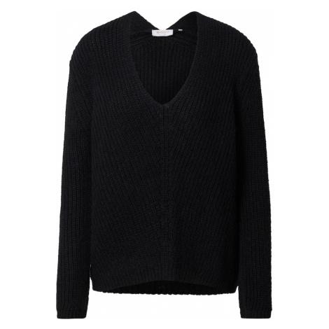 Rich & Royal Sweter czarny