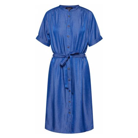 SISTERS POINT Sukienka koszulowa 'VALSI-DR.SS' niebieski