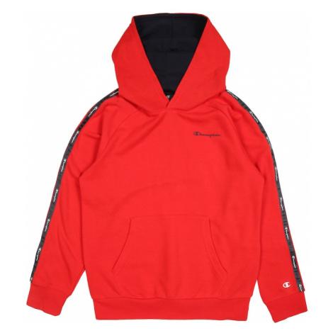 Champion Authentic Athletic Apparel Bluza czerwony