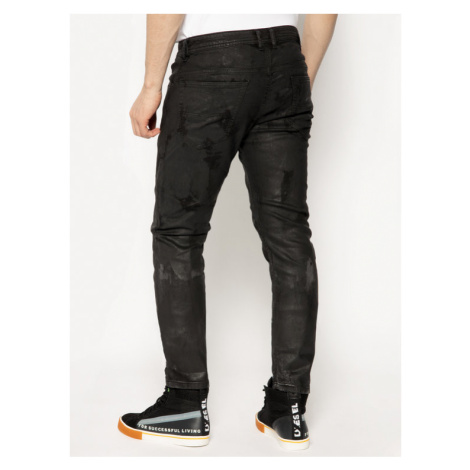 Diesel Jeansy Slim Fit Thommer 00S5X2 084AI Czarny Slim Fit