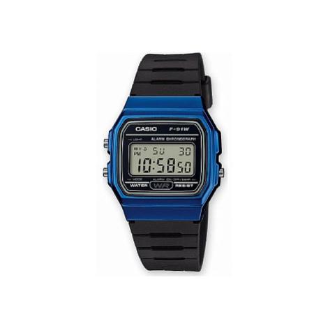 Pánské hodinky Casio F-91WM-2A
