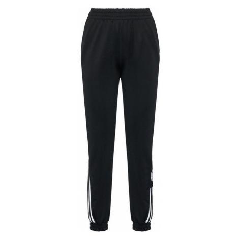 Adidas Spodnie dresowe adicolar 3D Trefoil Track GN2897 Czarny Regular Fit