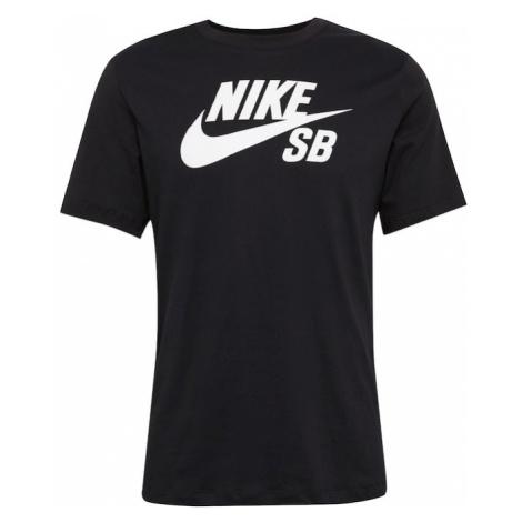Nike SB Koszulka czarny
