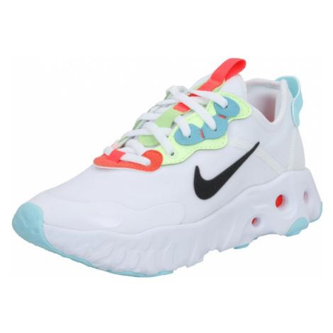 Nike Sportswear Trampki niskie 'React Art' mieszane kolory / biały