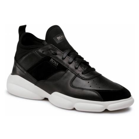 Boss Sneakersy Rapid Hito 50440683 10214520 01 Czarny Hugo Boss