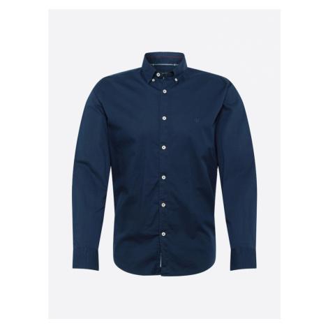 Marc O'Polo Koszula biznesowa niebieska noc