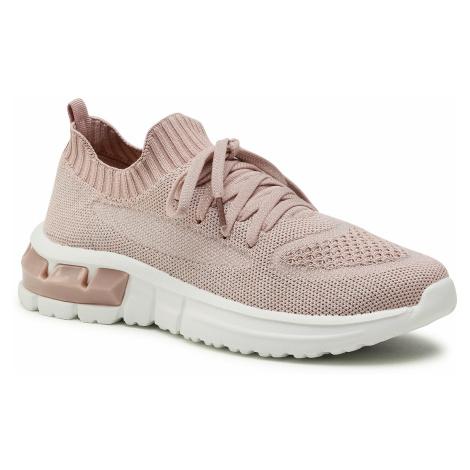 Sneakersy JENNY FAIRY - WSS20390-01 Pink