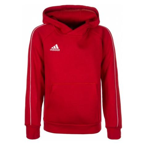 ADIDAS PERFORMANCE Bluza sportowa 'Core 18' czerwony