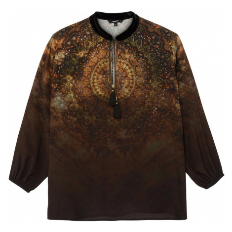 Desigual Bluzka 'LUXOR' czarny / mieszane kolory