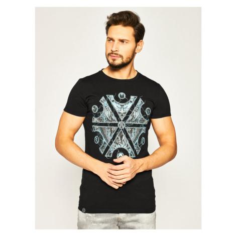 Rage Age T-Shirt Perun Czarny Regular Fit