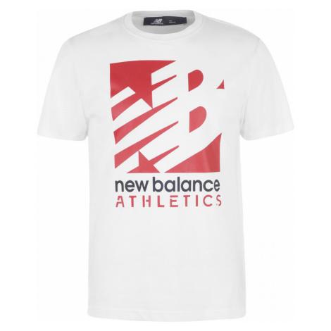 New Balance Mens Knockout T-Shirt
