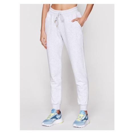 PLNY LALA Spodnie dresowe Kiss PL-SP-SE-00010 Szary Regular Fit