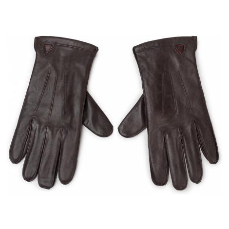 Rękawiczki Męskie STRELLSON - 3903 D.Brown 52