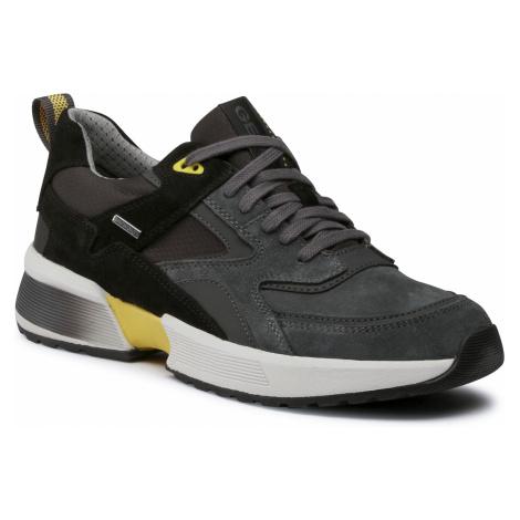 Sneakersy GEOX - U Naviglio B Abx A U04AUA 022FU C9997 Black